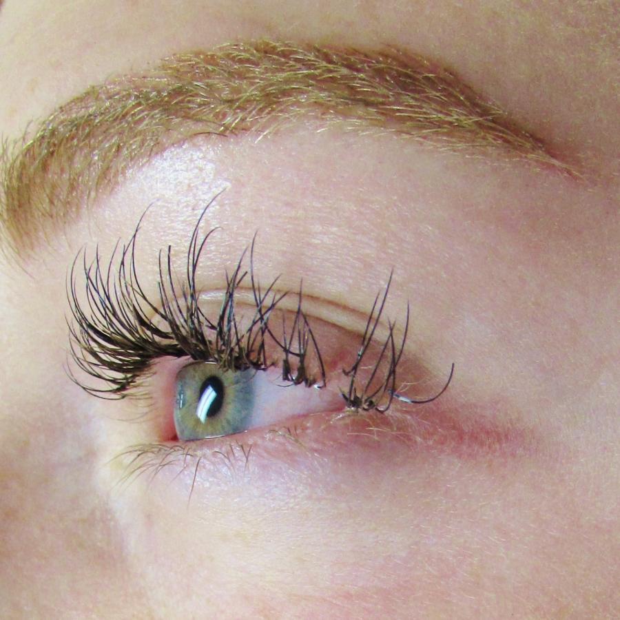 New Skinsations Eyelash Extensions